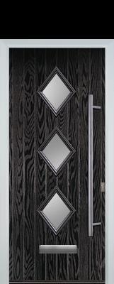 3 Diamond Composite Doors