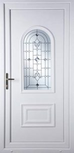 Cain Door Crystal-Shimmer