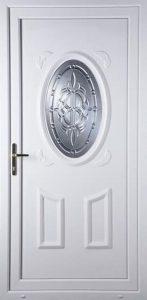 New Asia Door