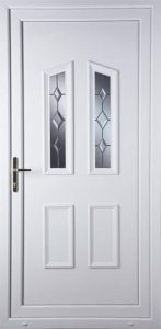 Bermuda Door Star-Cut-Bevel