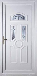 St Lucia Door